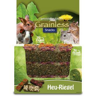 JR FARM Grainless Hay-Bar graužikų pašaro papildas 150 g