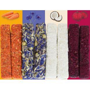JR FARM Grainless Deluxe Sticks graužikų pašaro papildas 90 g