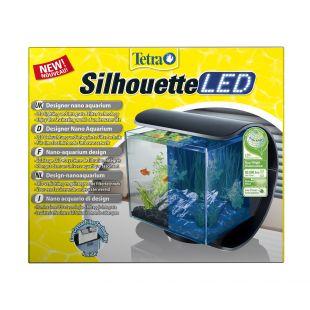 TETRA Silhouette dekoratyvinis LED akvariumas 12l