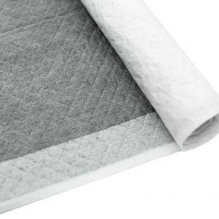 MISOKO&CO šunų vienkartinė pala su anglimi, levandų kvapo, 60 x 90 cm,1 vnt. x 50