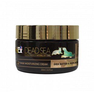 PETEX DEAD SEA Paw Moisturizing Cream SHEA BUTTER & AVOCADO Šunų ir kačių apsauginis kremas letenėlėms , 250 ml 250 ml