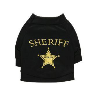 PAW COUTURE Šunų marškinėliai M, juoda