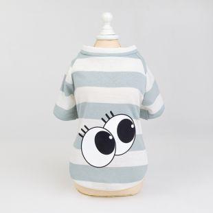 PAW COUTURE Šunų marškinėliai S, mėlyna