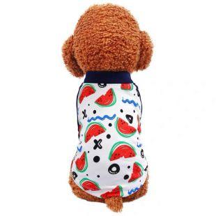 PAW COUTURE Šunų marškinėliai S, įvairiaspalvis