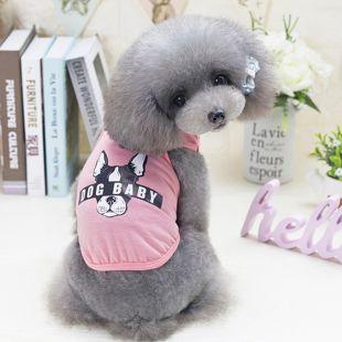 PAW COUTURE Šunų marškinėliai L, rožinė
