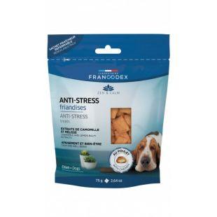 FRANCODEX Šunų pašaro papildas, padedantis kovoti su stresu 75 g
