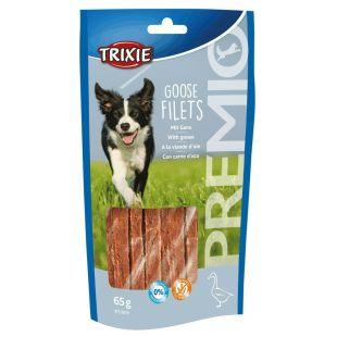 TRIXIE PREMIO šunų pašaro papildas – skanėstai su žąsų mėsa 65 g