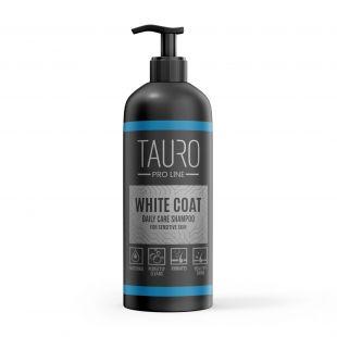 TAURO PRO LINE White Coat Daily Care Shampoo Šampūnas šunims ir katėms 1 l