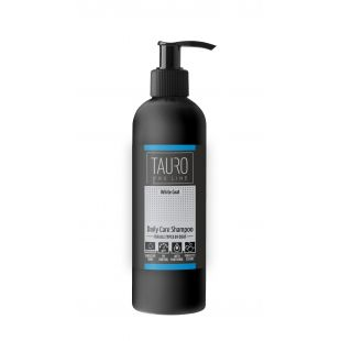 TAURO PRO LINE White Coat Daily Care Shampoo , šampūnas šunims ir katėms 250 ml