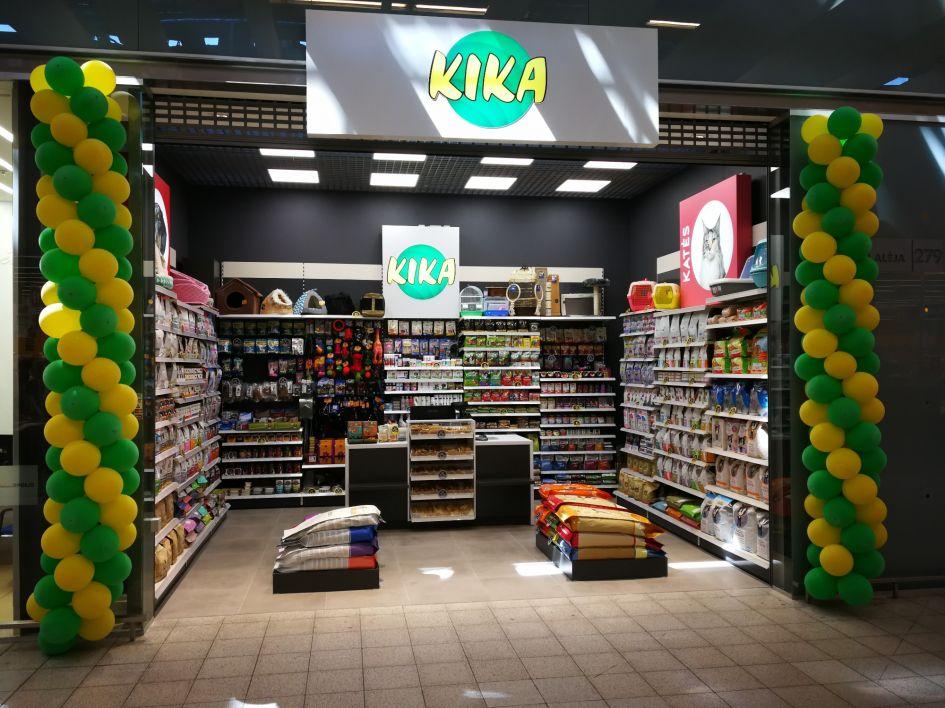 """Klaipėdos """"Akropolyje"""" – nauja KIKA parduotuvė!"""