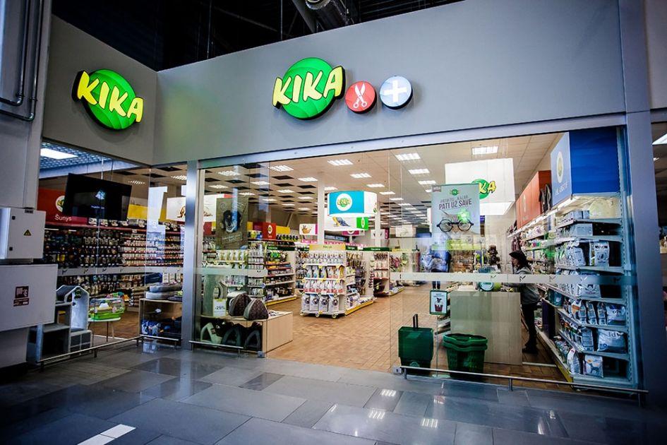 Nauja KIKA parduotuvė Ukmergėje!