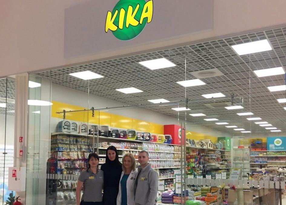 Kauniečiai laukiami naujoje KIKA parduotuvėje