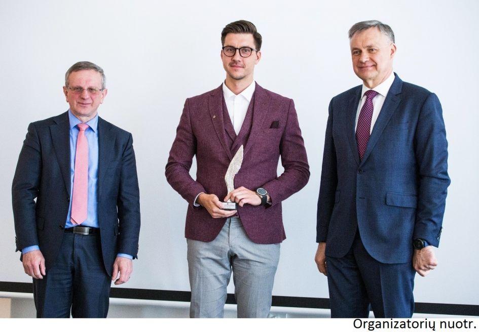 Metų eksportuotojo apdovanojimas įteiktas KIKA GROUP, UAB įmonei