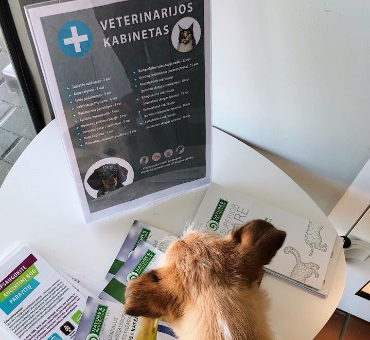 Kviečiame apsilankyti naujame KIKA veterinarijos kabinete!