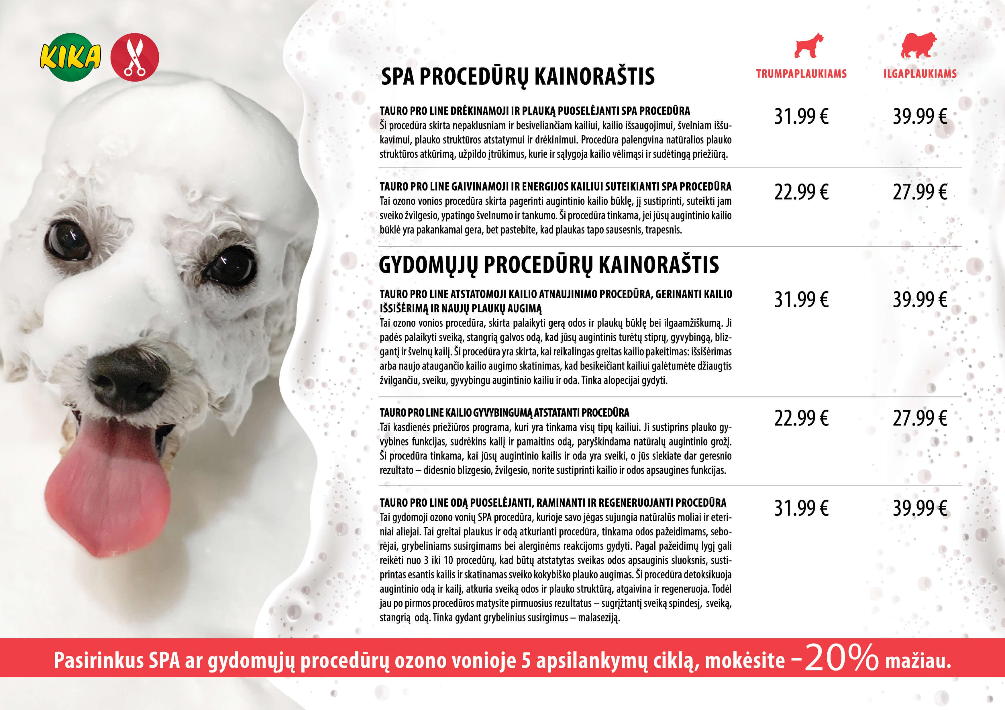 SPA-ir-gydomuju-proceduru-kainorastis