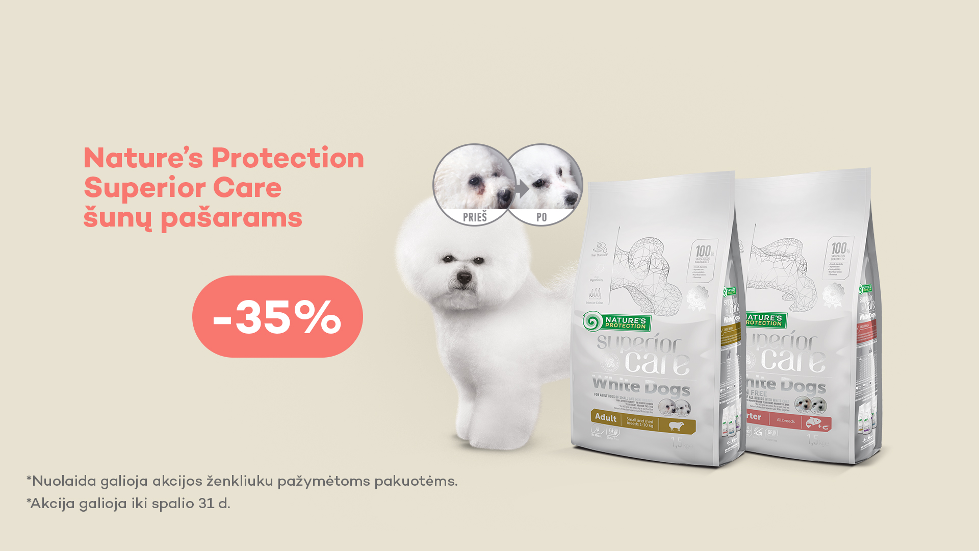 Nature's Protection Superior Care